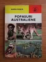Anticariat: Maria Rosca - Popasuri australiene