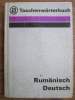 Maria Schonfelder - Taschenworterbuch rumanisch-deutsch