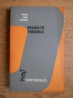 Anticariat: Maria Voda Capusan - Dramatis Personae