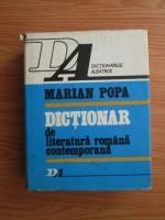 Marian Popa - Dictionar de literatura romana contemporana