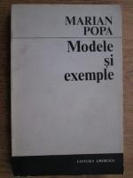 Marian Popa - Modele si exemple