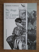 Anticariat: Marian Popescu - The stage and the carnival