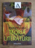 Anticariat: Marian Vasile - Teoria literaturii