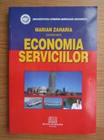 Anticariat: Marian Zaharia - Economia serviciilor