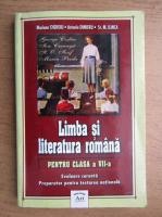 Anticariat: Mariana Cheroiu - Limba si literatura romana pentru clasa a VII-a. Evaluare curenta