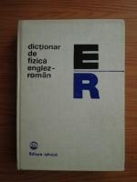 Mariana Gavrilas, Ludmila Andreescu - Dictionar de fizica englez-roman
