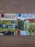 Mariana Ionescu - Secrete mici, efecte mari (2 volume)