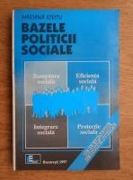 Mariana Iovitu - Bazele politicii sociale