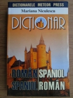 Mariana Niculescu - Dictionar Roman-Spaniol
