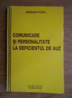 Mariana Popa - Comunicare si personalitate la deficientul de auz