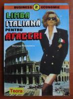 Anticariat: Mariana Sandulescu - Limba italiana pentru afaceri