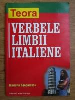 Mariana Sandulescu - Verbele limbii italiene