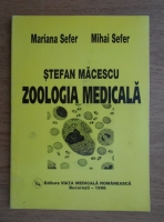 Mariana Sefer, Mihai Sefer - Stefan Macescu, zoologia medicala, inceputurile invatamantului microbiologic (1875-1881)