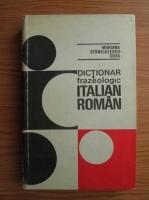 Mariana Stanciulescu Cuza - Dictionar frazeologic italian-roman