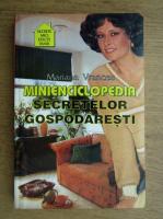 Anticariat: Mariana Vrancea - Minienciclopedia secretelor gospodaresti