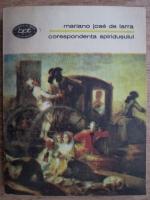 Anticariat: Mariano Jose de Larra - Corespondenta spiridusului