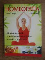 Mariela Angel - Homeopatia