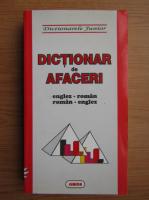 Anticariat: Marieta Nicolau - Dictionar de afaceri, englez-roman, roman-englez