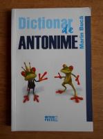 Marin Buca - Dictionar de antonime al limbii romane