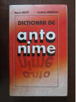 Anticariat: Marin Buca - Dictionar de antonime