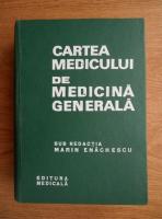 Anticariat: Marin Enachescu - Cartea medicului de medicina generala