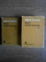 Anticariat: Marin Gh. Voiculescu - Boli infectioase (2 volume)