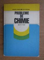 Marin Ionica - Probleme de chimie