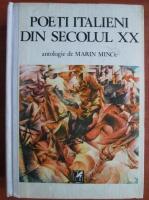 Anticariat: Marin Mincu - Poeti italieni din secolul XX. De la Giovanni Pascoli la Valerio Magrelli