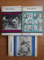 Anticariat: Marin Popa - Realismul (3 volume)