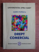 Anticariat: Marin Popescu - Drept comercial
