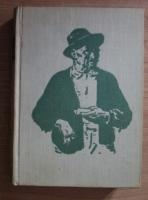 Marin Preda - Morometii (editia 1, 1955, cu ilustratii de J. Perahim, coperti cartonate)