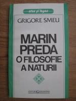 Anticariat: Marin Preda - O filosofie a naturii