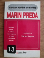 Marin Preda - Scriitori romani comentati
