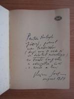 Anticariat: Marin Sorescu - Drumul (cu autograful si dedicatia autorului pentru Balogh Jozsef)
