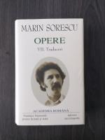Marin Sorescu - Opere, vol. 7 (Academia Romana)