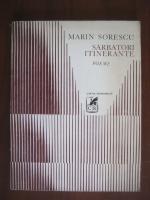 Anticariat: Marin Sorescu - Sarbatori itinerante