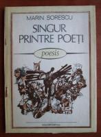 Anticariat: Marin Sorescu - Singur printre poeti