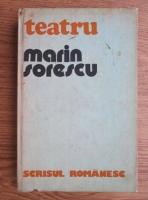 Marin Sorescu - Teatru