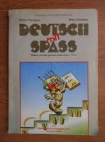 Marina Franculescu - Deutsch mit Spass. Manual de limba germana pentru clasa a VI-a