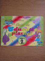 Marinela Chiriac - Caiet de educatie plastica, clasa a 2-a