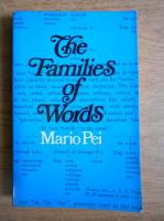 Mario Pei - The families of words