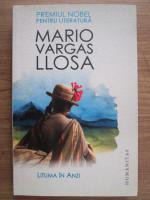 Anticariat: Mario Vargas Llosa - Lituma in Anzi