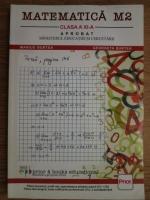Marius Burtea, Georgeta Burtea - Matematica M2. Clasa a XI-a