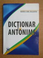 Marius-Emil Dulgheru - Dictionar de antonime