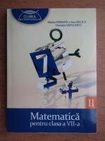 Anticariat: Marius Perianu - Matematica, clasa a VII-a (volumul 2)