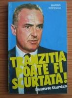 Anticariat: Marius Popescu - Tranzitia poate fi scurtata!