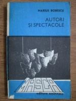 Anticariat: Marius Robescu - Autori si spectacole