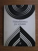 Anticariat: Marius Robescu - Joc si inviere