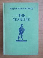 Anticariat: Marjorie Kinnan Rawlings - The yearling (1938)