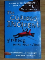 Anticariat: Mark Haddon - The Curious Incident of The Dog in The Night-Time
